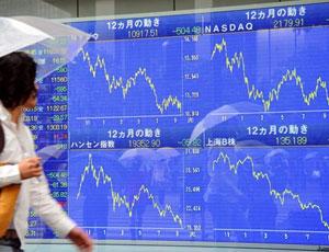 Asian stock market futures