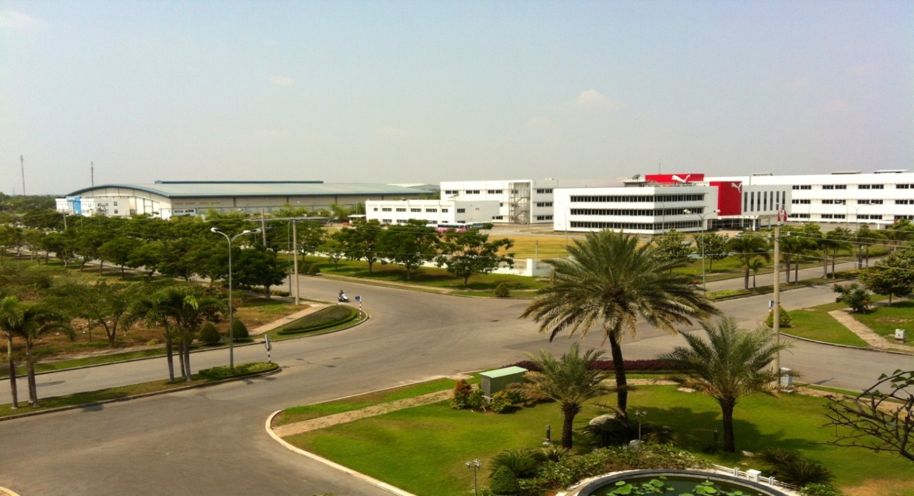 Long An Vietnam  city photos : ... Vietnam: An Interview with Long Hau Industrial Park Vietnam Briefing