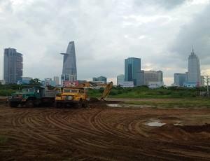 Vietnam's Bitexco Financial Tower Signaling Profits for Thu Thiem Investors