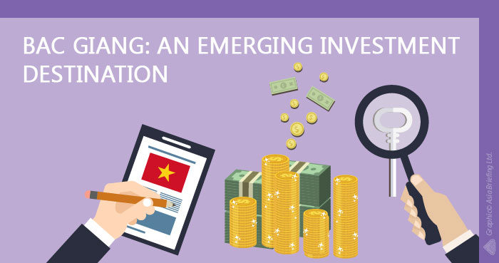 Bac Giang An Emerging Investment Destination