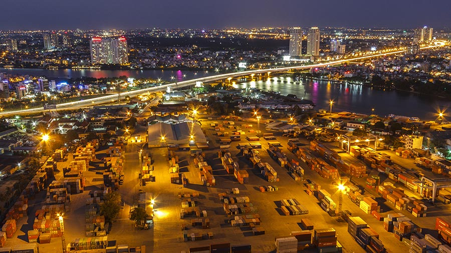Port Infrastructure in Vietnam 3 Regional Hubs for Importers and