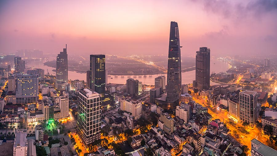 Vietnam's Economy Sees Strong Growth In The First Half Of