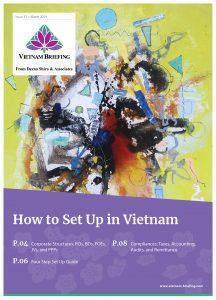 How to set up in Vietnam