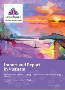 Import Export in Vietnam