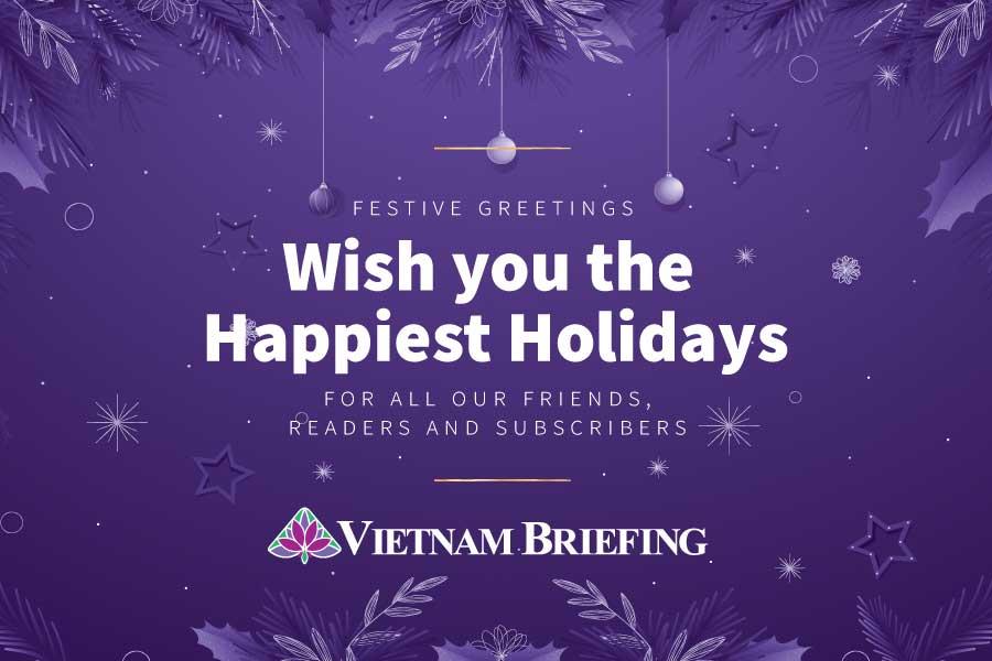 Happy holidays VN